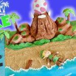 Amazing Link's Awakening Switch Cake
