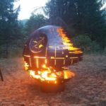 Amazing Star Wars Fire Pits / Stoves
