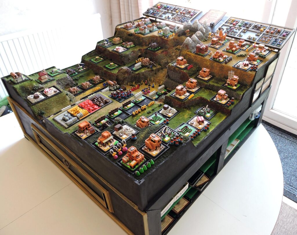 Age of Empires Board Game