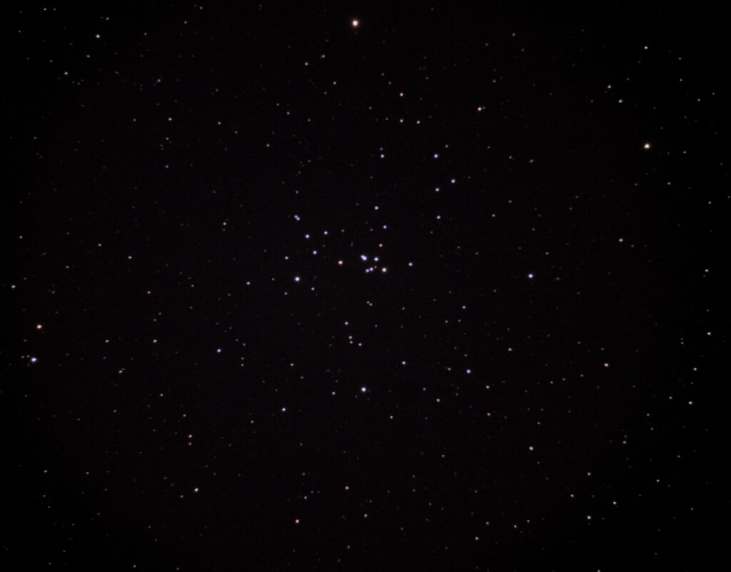 Open Cluster NGC-2281
