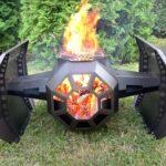 Star Wars Tie Bomber BBQ Grill