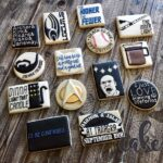 Amazing Star Trek Sugar Cookies
